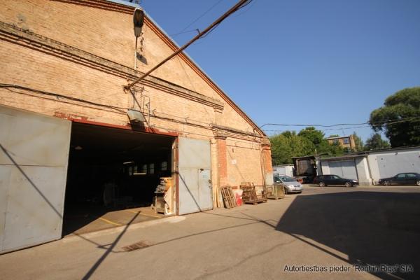 Pārdod ražošanas telpas, Slokas iela - Attēls 4