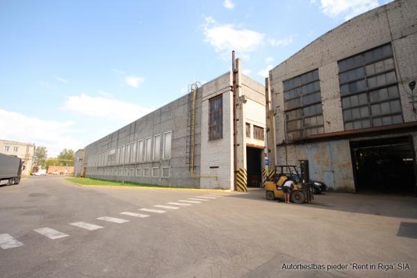 Iznomā ražošanas telpas, Brīvības gatve iela - Attēls 19