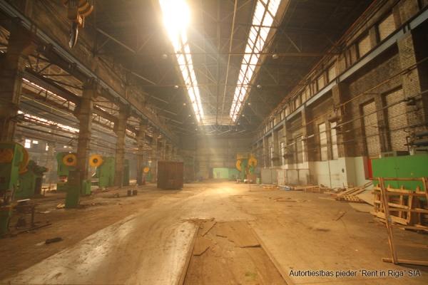 Iznomā ražošanas telpas, Brīvības gatve iela - Attēls 13