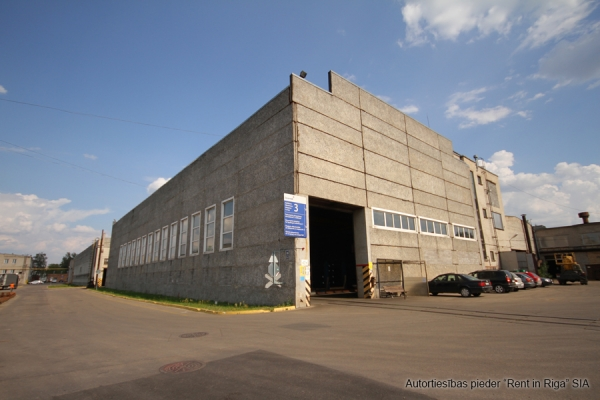 Iznomā ražošanas telpas, Brīvības gatve iela - Attēls 21