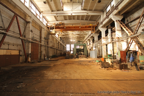 Iznomā ražošanas telpas, Brīvības gatve iela - Attēls 9