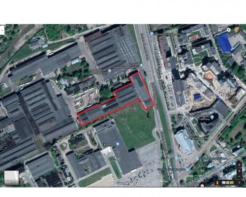 Pārdod ražošanas telpas, Brīvības gatve iela - Attēls 13