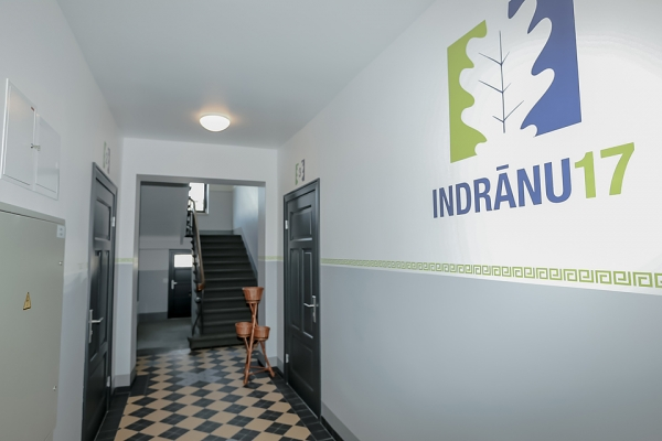 Apartment for sale, Indrānu street 17 - Image 13