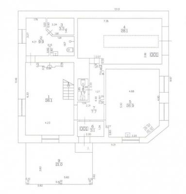 Pārdod māju, Mangaļu prospekts iela - Attēls 22