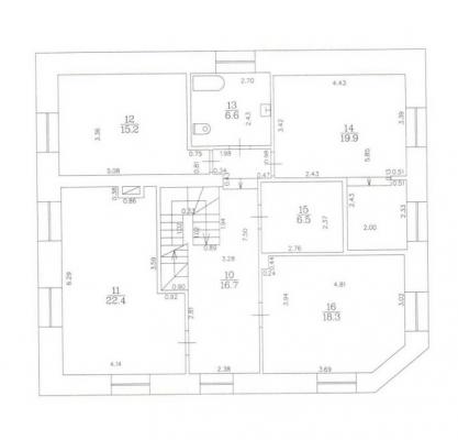 Pārdod māju, Mangaļu prospekts iela - Attēls 23
