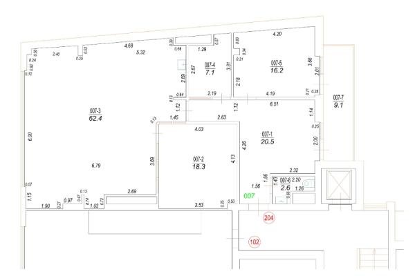 Pārdod biroju, Hospitāļu iela - Attēls 20