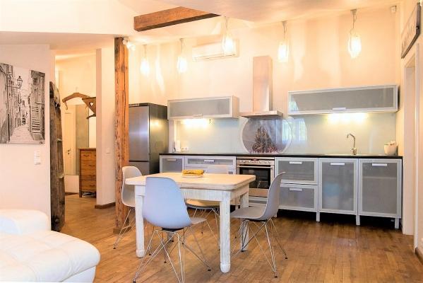 Apartment for rent, Dzirnavu street 92 - Image 1
