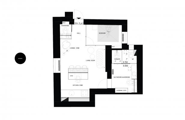 Izīrē dzīvokli, Elizabetes iela 3 - Attēls 12