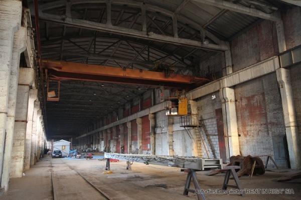 Iznomā ražošanas telpas, Katlakalna iela - Attēls 5