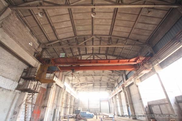 Iznomā ražošanas telpas, Katlakalna iela - Attēls 3