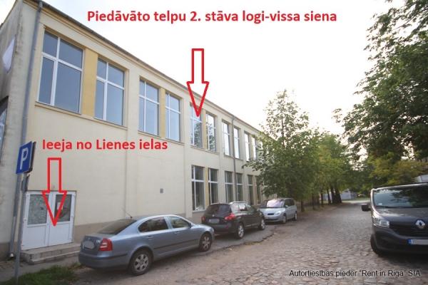 Iznomā biroju, Vagonu iela - Attēls 14