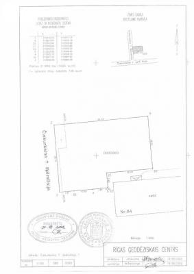 Pārdod zemi, Čiekurkalna 7 šķērslīnija - Attēls 4