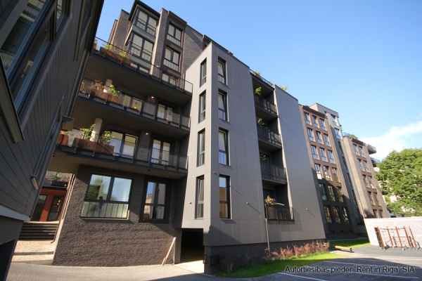 Apartment for sale, Valdemāra street 41 - Image 2