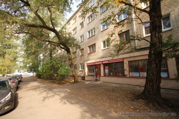 Pārdod tirdzniecības telpas, Mālpils iela - Attēls 1