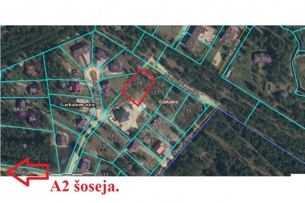 Pārdod zemi, Mazā Vaivaru iela - Attēls 3