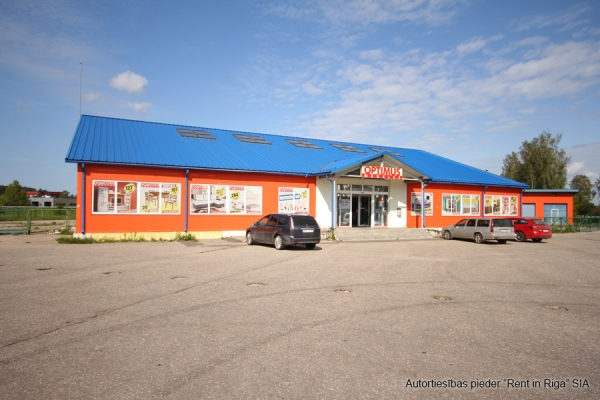 Warehouse for rent, Rīgas gatve street - Image 1