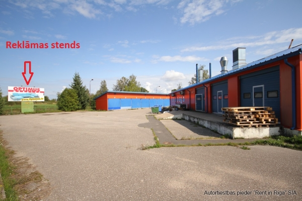 Warehouse for rent, Rīgas gatve street - Image 7