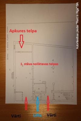 Pārdod ražošanas telpas, Bauskas iela - Attēls 23