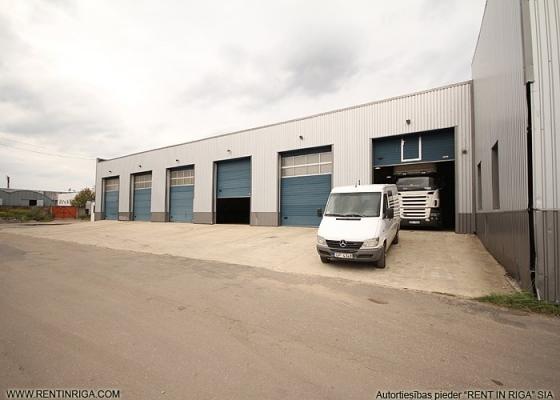 Warehouse for rent, Uriekstes street - Image 1
