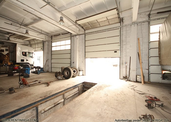 Warehouse for rent, Uriekstes street - Image 3