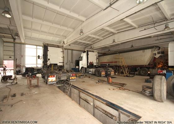 Warehouse for rent, Uriekstes street - Image 4