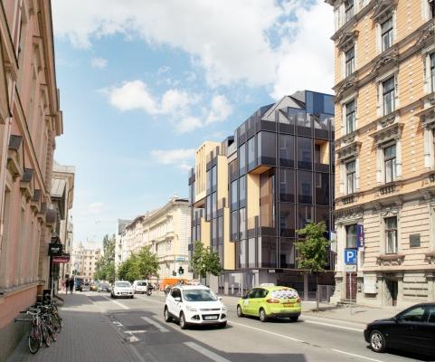 Продают квартиру, улица Lāčplēša iela 11 - Изображение 8