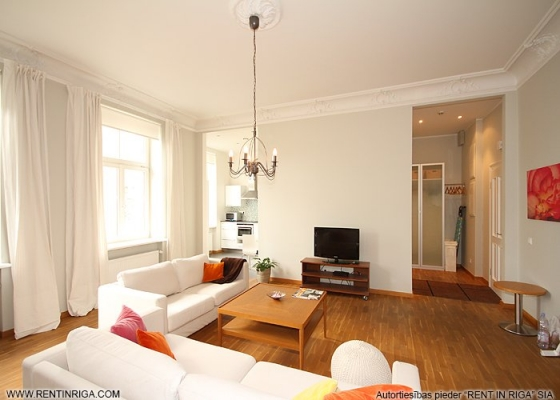 Apartment for sale, Valdemara street 23 - Image 1