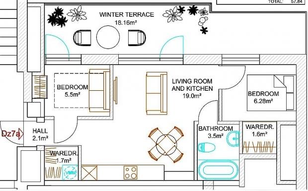 Pārdod dzīvokli, Barona iela 33a - Attēls 11