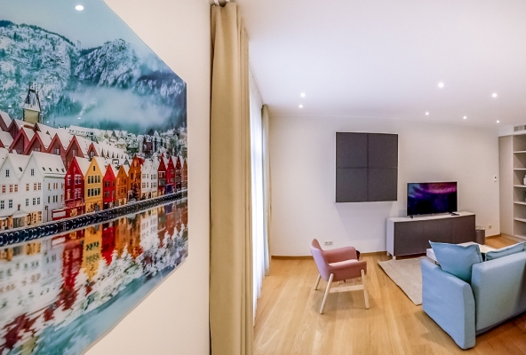Apartment for rent, Citadeles street 6 - Image 5