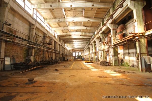 Iznomā ražošanas telpas, Brīvības gatve iela - Attēls 8