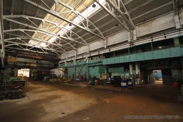 Iznomā ražošanas telpas, Brīvības gatve iela - Attēls 14