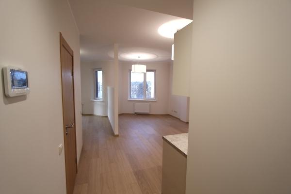 Izīrē dzīvokli, Čaka iela 134 - Attēls 4