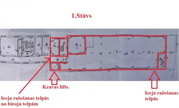 Iznomā ražošanas telpas, Jurkalnes iela - Attēls 11