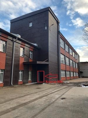 Iznomā ražošanas telpas, Jurkalnes iela - Attēls 1