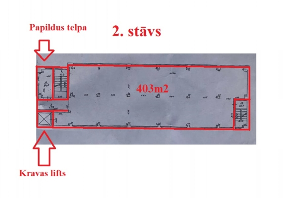 Iznomā ražošanas telpas, Jurkalnes iela - Attēls 17