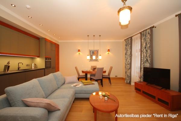 Izīrē dzīvokli, Vāgnera iela 11 - Attēls 2