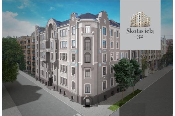 Investīciju objekts, Skolas iela - Attēls 2