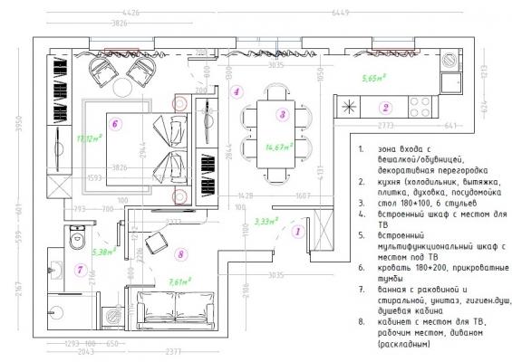 Izīrē dzīvokli, E.Birznieka Upīša iela 13 - Attēls 13
