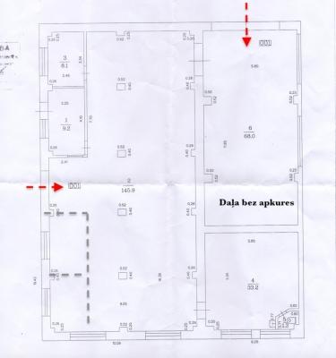 Iznomā biroju, Ventspils iela - Attēls 11