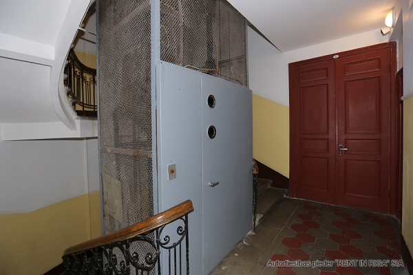 Izīrē dzīvokli, Lāčplēša iela 18 - Attēls 7