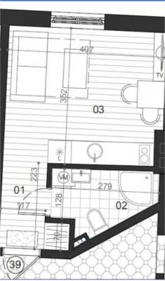 Izīrē dzīvokli, Lāčplēša iela 53 - Attēls 16