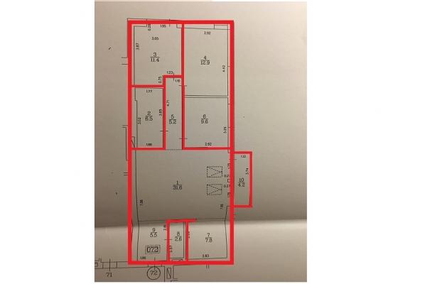 Pārdod dzīvokli, Zeltrītu iela 24 - Attēls 15