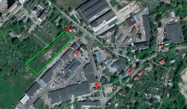 Iznomā noliktavu, Ventspils iela - Attēls 10