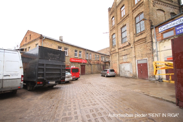 Pārdod ražošanas telpas, Vagonu iela - Attēls 1