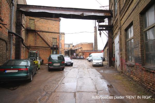 Pārdod ražošanas telpas, Vagonu iela - Attēls 18