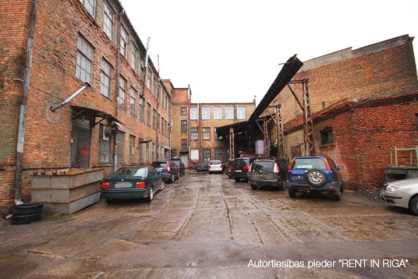 Pārdod ražošanas telpas, Vagonu iela - Attēls 22