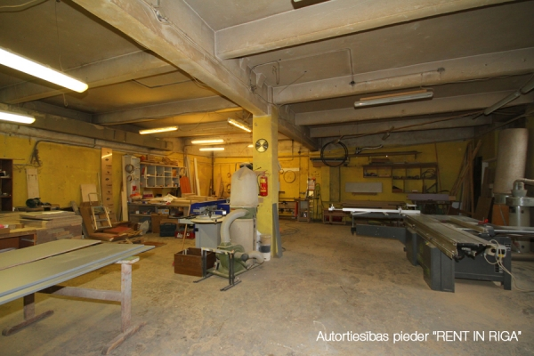 Pārdod ražošanas telpas, Vagonu iela - Attēls 24