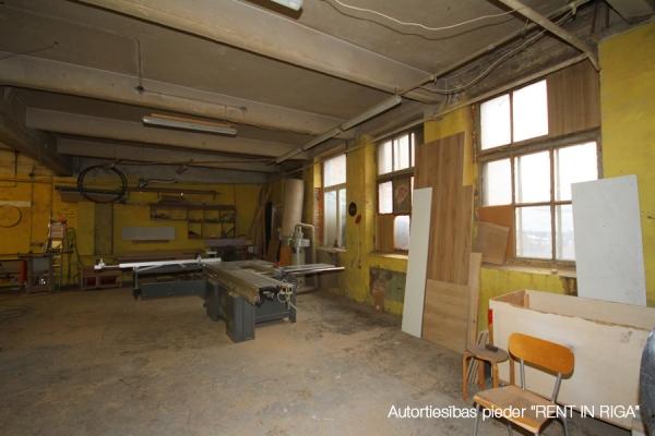 Pārdod ražošanas telpas, Vagonu iela - Attēls 27