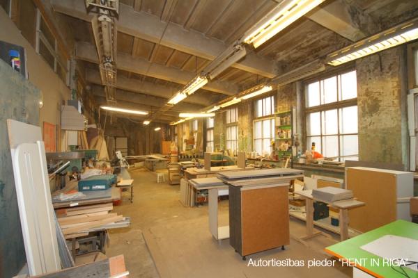 Pārdod ražošanas telpas, Vagonu iela - Attēls 28