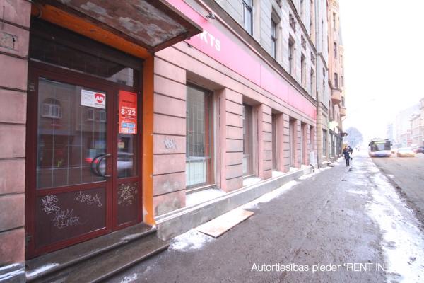 Iznomā tirdzniecības telpas, Aleksandra Čaka iela - Attēls 10